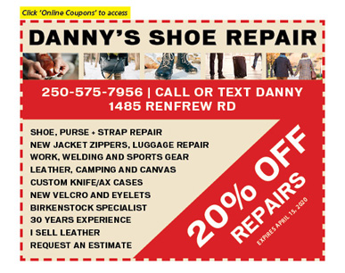 Danny's Shoe Repair