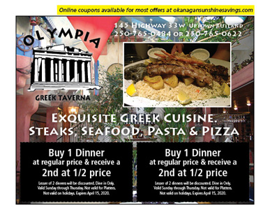 Olympia Greek Taverna