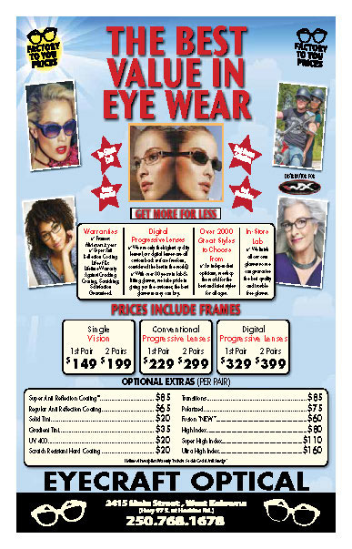 Eyecraft Optical