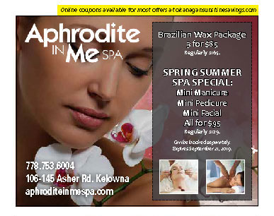 Aphrodite In Me Spa