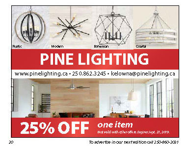 Pine Lighting