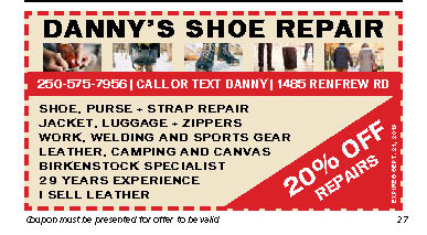 Dannys Shoe Repair
